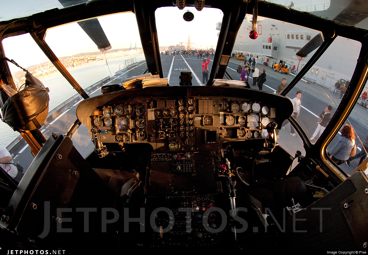 Photo of MM5003N Sikorsky SH-3D Sea King by Pise