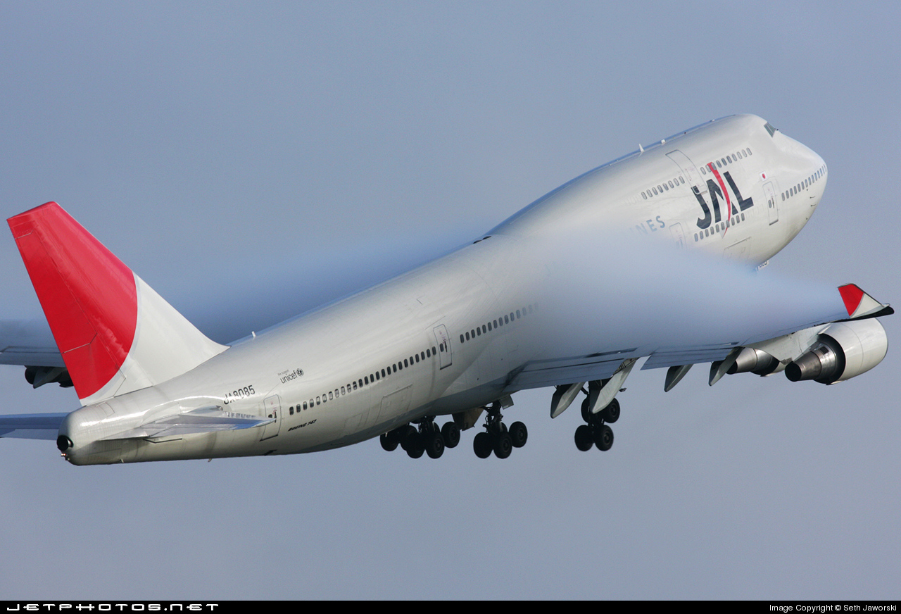 Photo of JA8085 Boeing 747-446 by Seth Jaworski