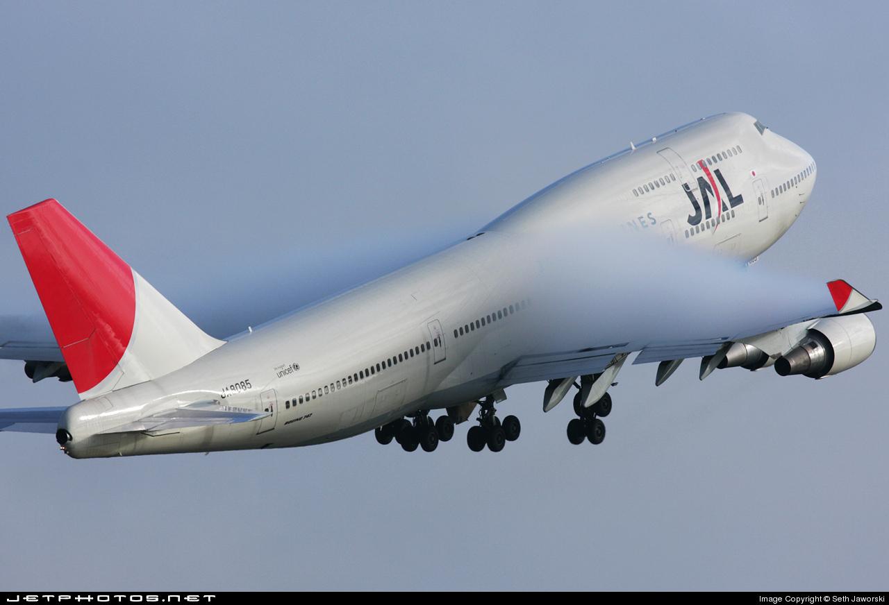 Photo of JA8085 Boeing 747-446 by Seth Jaworski