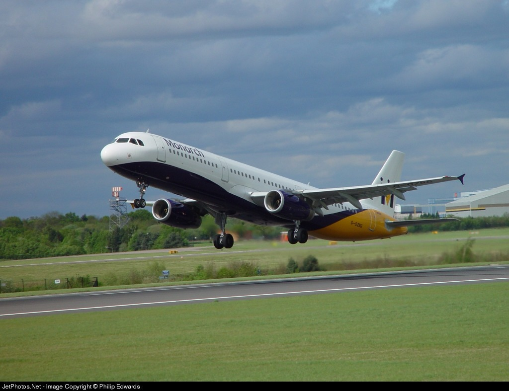 Photo of G-OZBG Airbus A321-231 by Philip Edwards