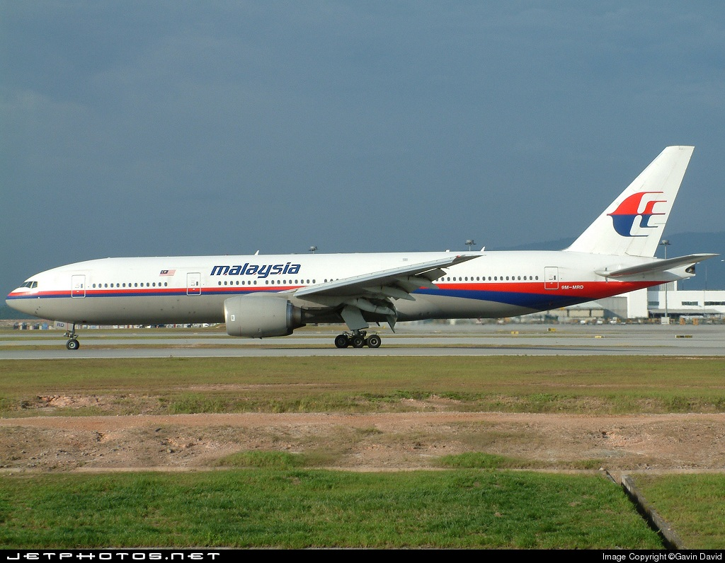 Photo of 9M-MRD Boeing 777-2H6(ER) by Gavin David