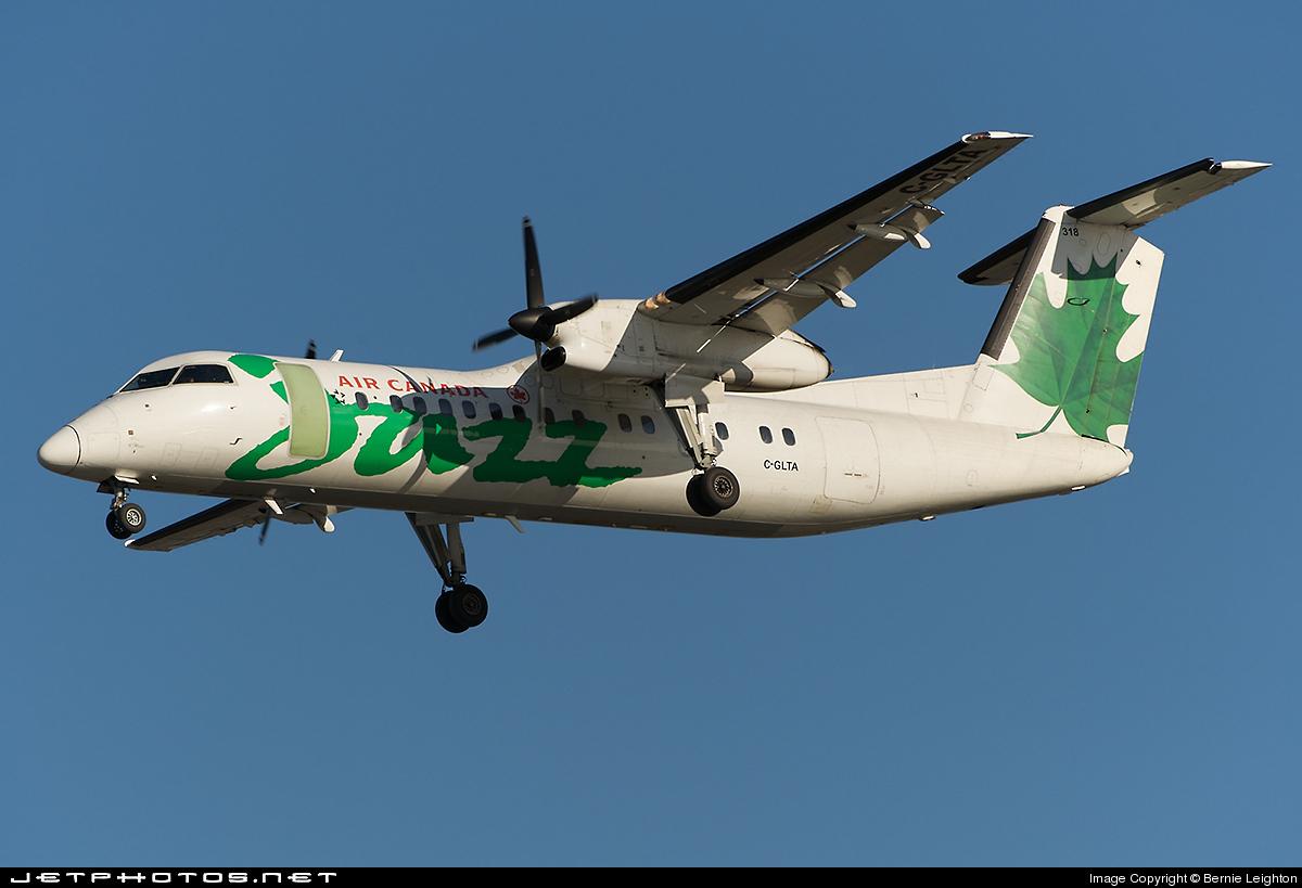 Photo of C-GLTA Bombardier Dash 8-301 by Bernie Leighton