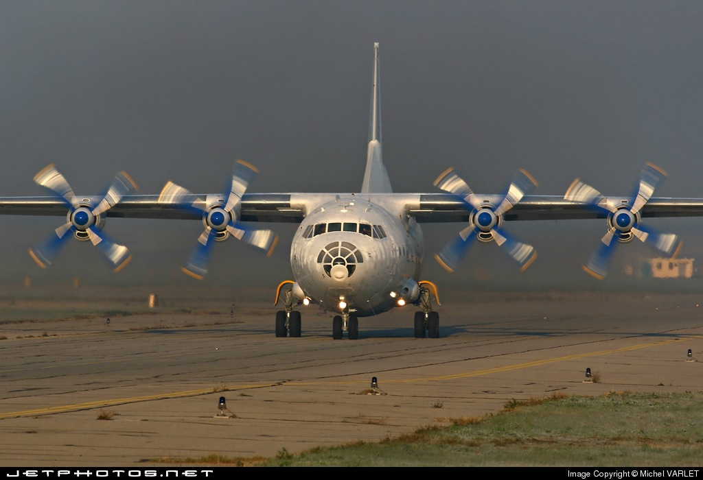 Photo of LZ-SFS Antonov An-12BP by Michel VARLET