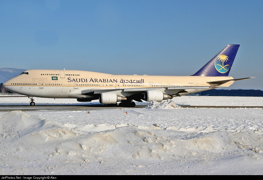 Photo of HZ-AIY Boeing 747-468 by Alex - SPOT THIS!