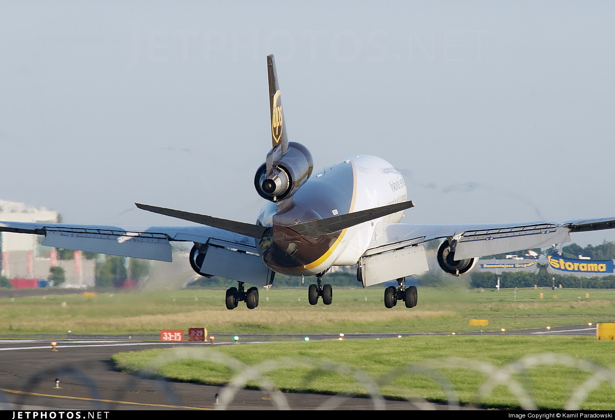 Photo of N283UP McDonnell Douglas MD-11(F) by Kamil Paradowski