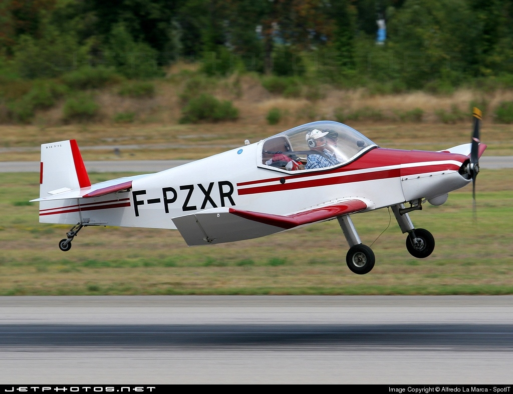 Photo of F-PZXR Jodel D18 by Alfredo La Marca - SpotIT