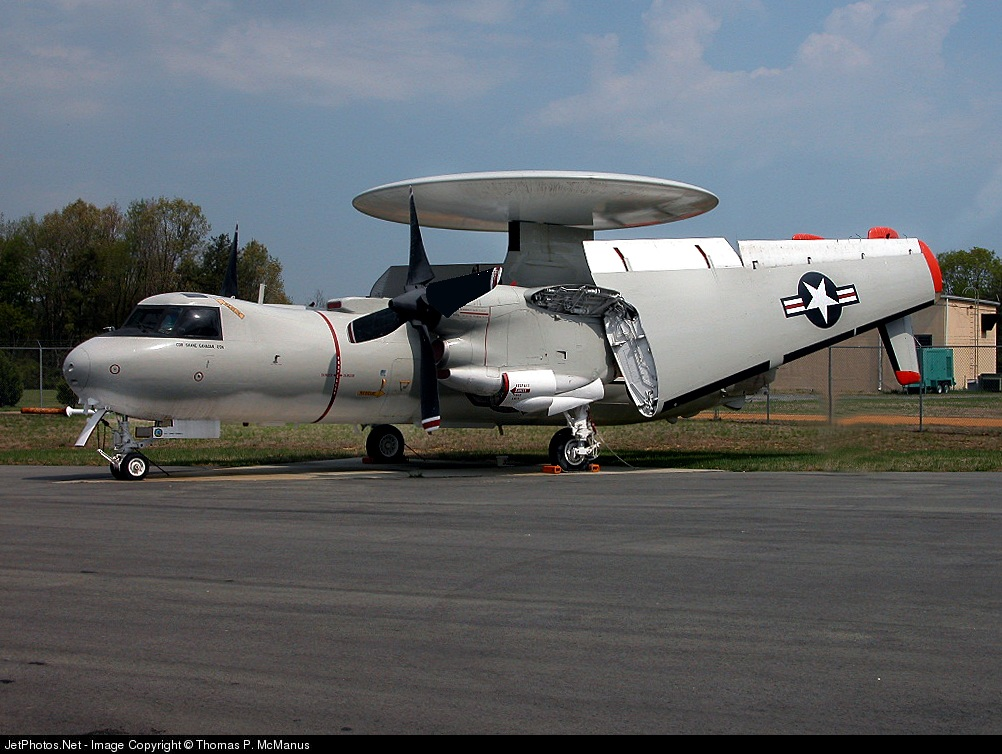 Photo of 152476 Grumman  E2B  Hawkeye by Thomas P. McManus