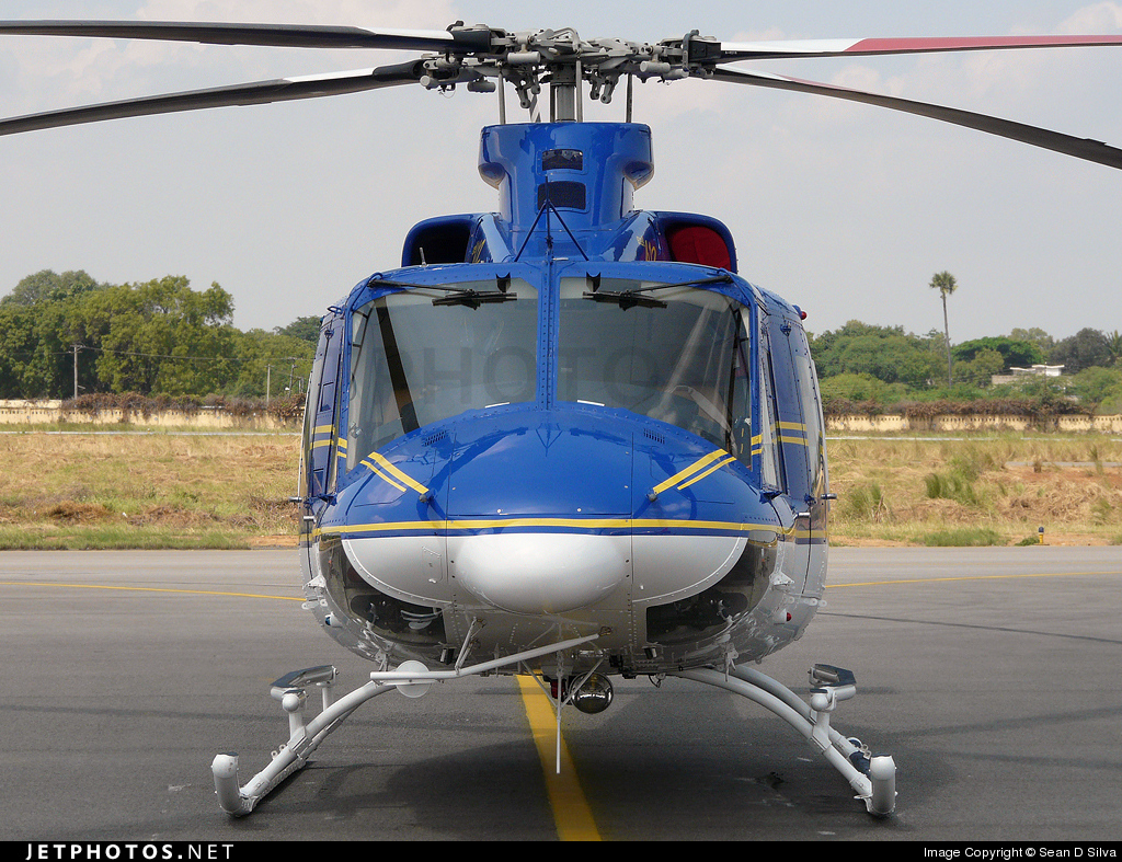 Photo of N334BW Bell 412EP by Sean D Silva
