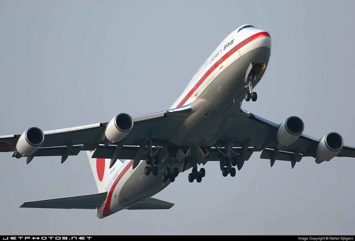 Photo of 20-1102 Boeing 747-47C by Stefan Sjögren