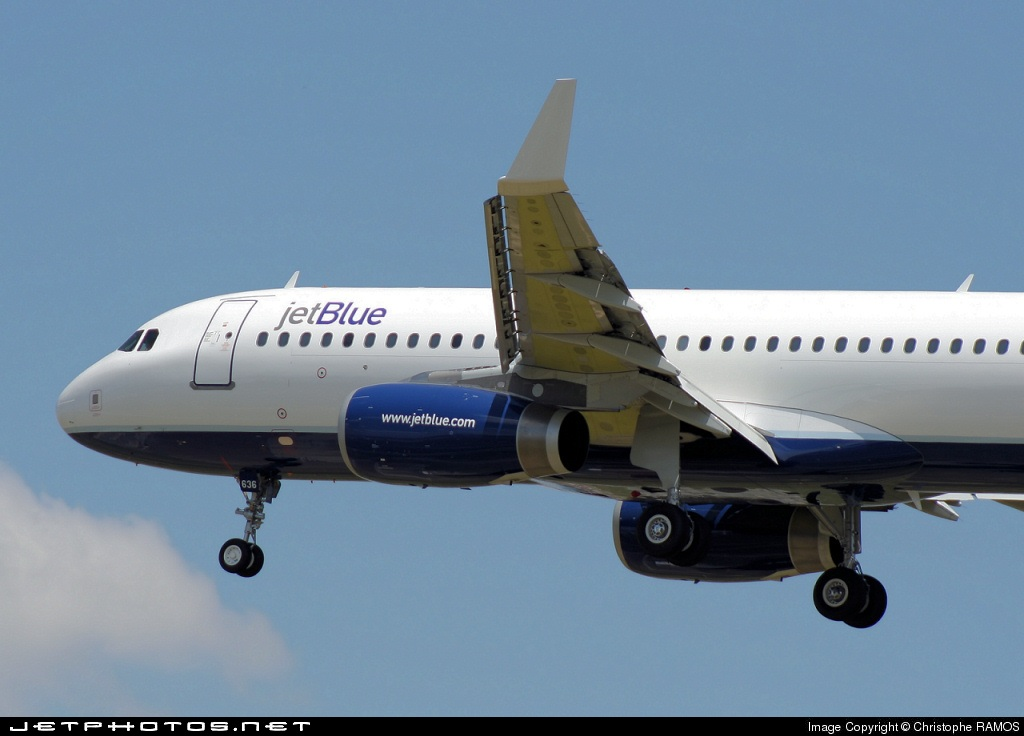 Photo of F-WWDL Airbus A320-232 by Christophe RAMOS