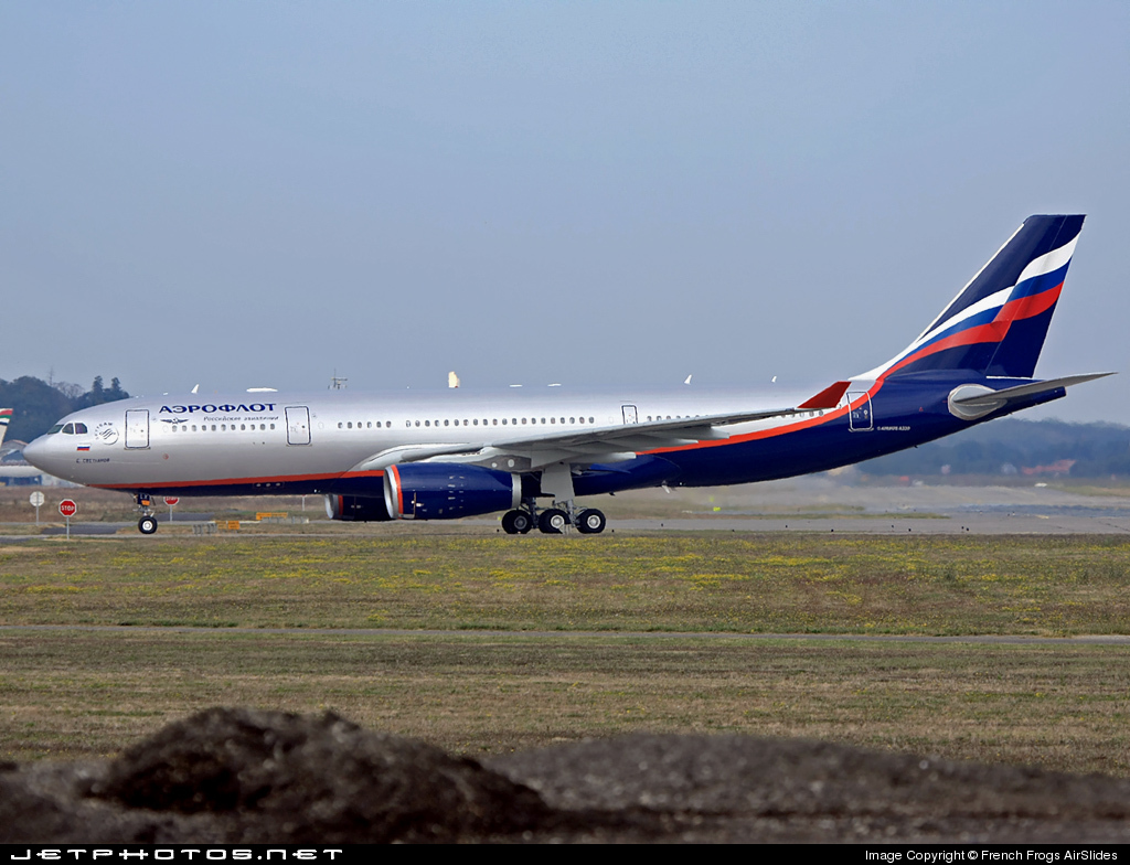Photo of F-WWYJ Airbus A330-243 by Eurospot