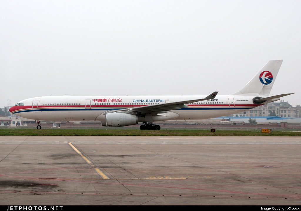 Photo of B-6120 Airbus A330-343 by ooxx