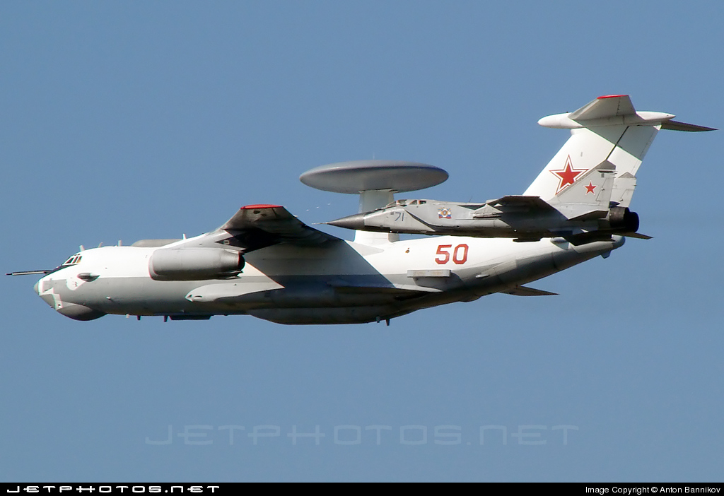Photo of 50 Beriev A-50 Mainstay by Anton Bannikov
