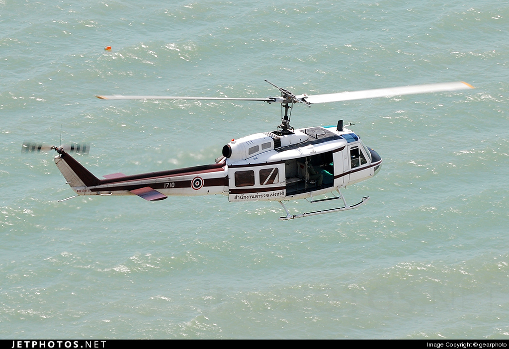Photo of 1710 Bell UH-1H Iroquois by gearphoto