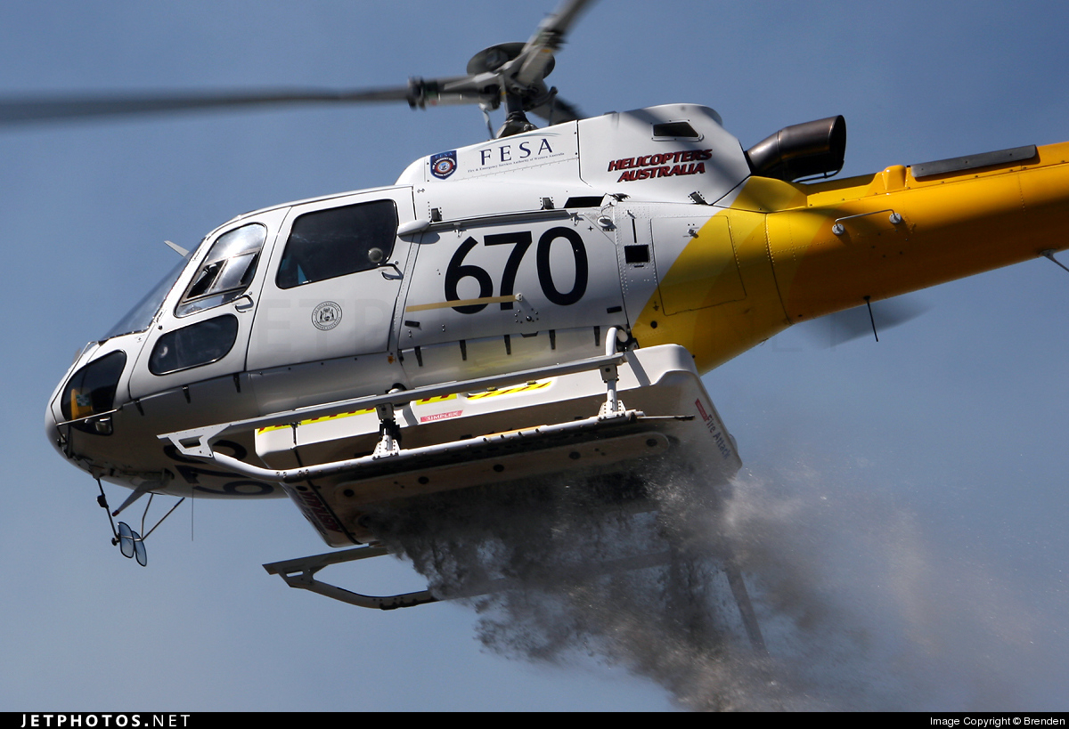 Photo of VH-WCQ Eurocopter AS 350B3 Ecureuil by Brenden