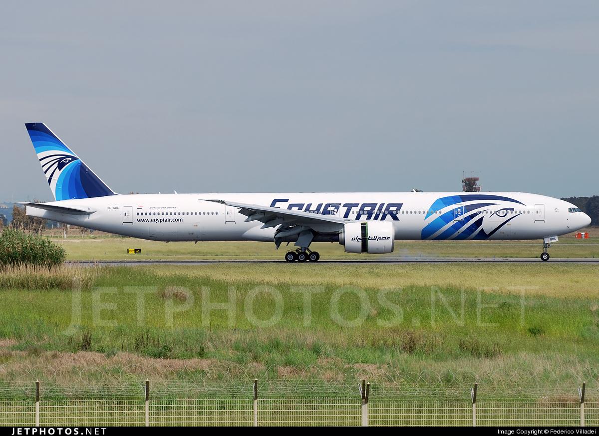 Photo of SU-GDL Boeing 777-36NER by Federico Villadei