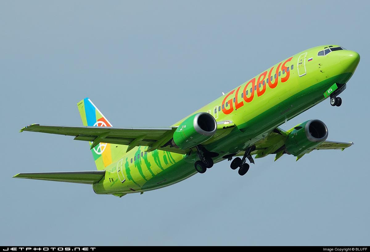 Photo of VP-BTA Boeing 737-4Q8 by BLUFF
