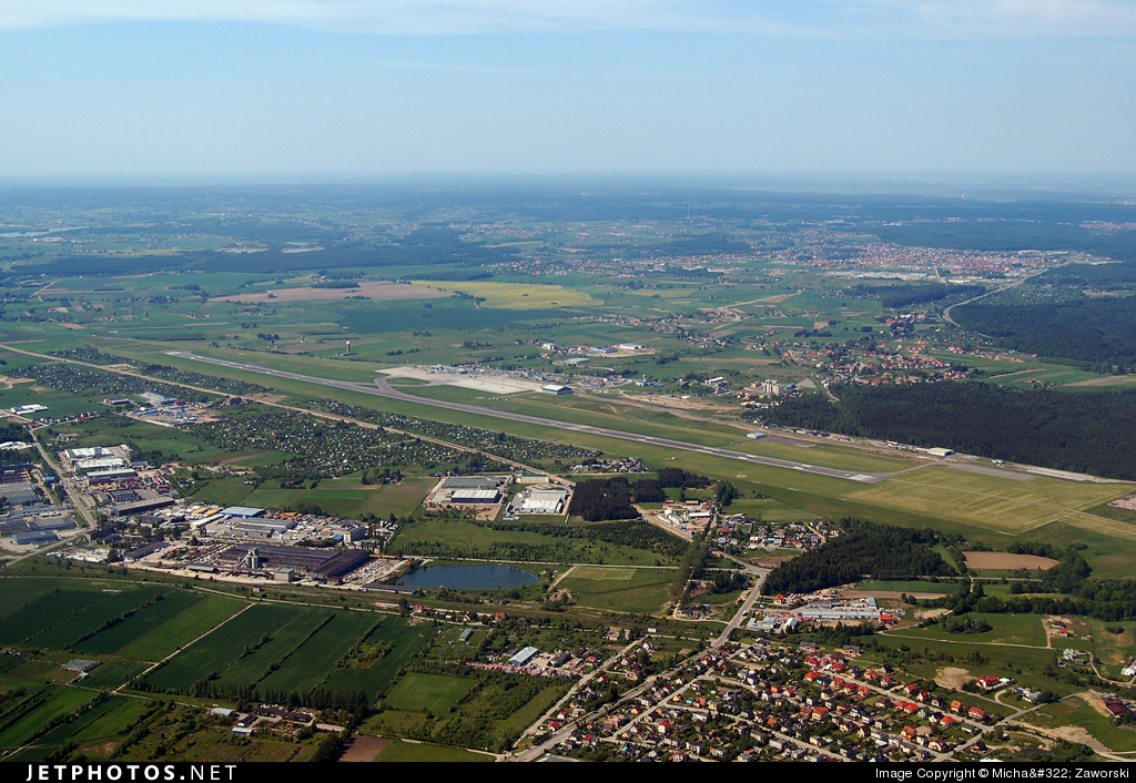 Photo of EPGD Airport by Michał Zaworski