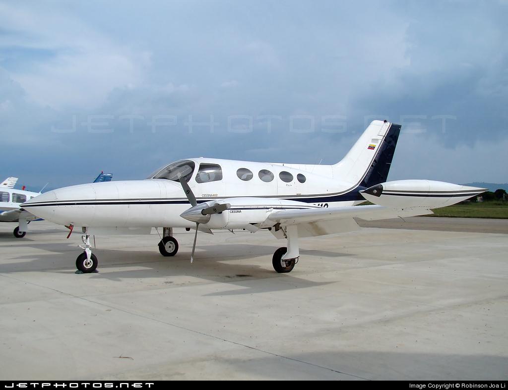 Photo of YV2112 Cessna 402B by Robinson Joa Li