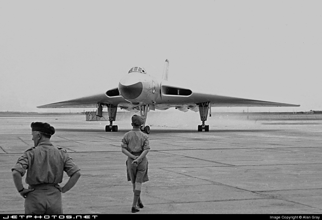 Photo of XA897 Avro 698 Vulcan B.1 by Alan Gray