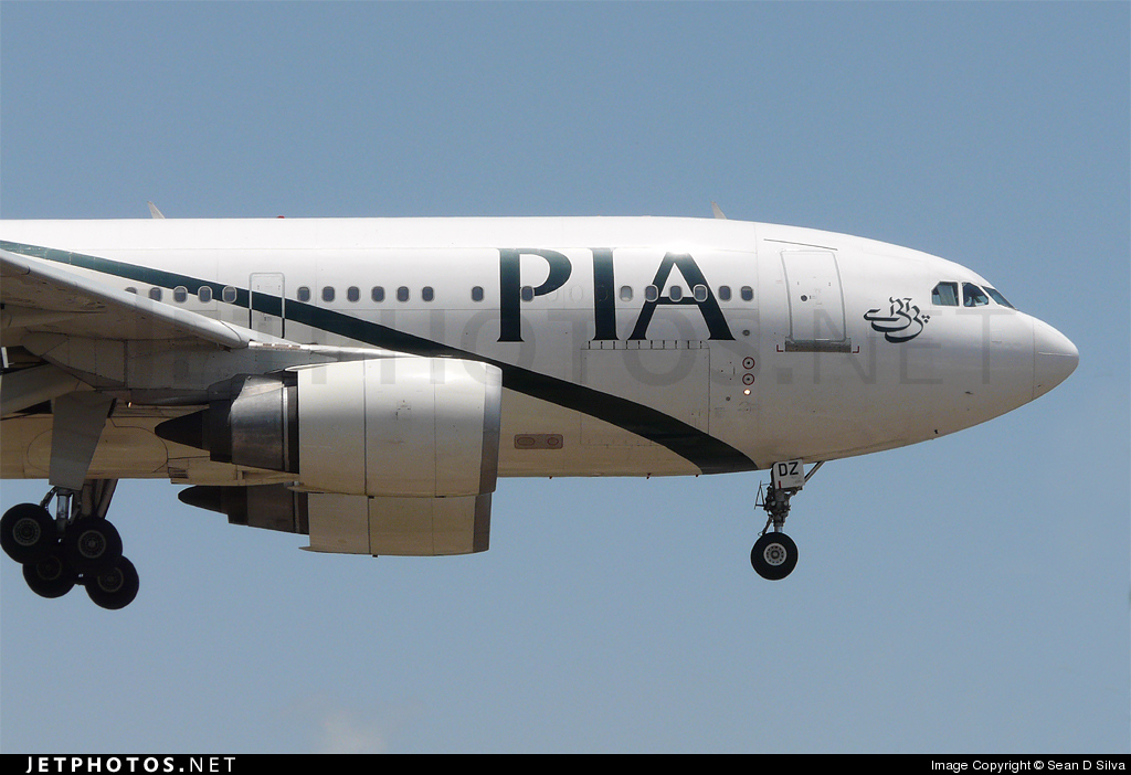 Photo of AP-BDZ Airbus A310-308 by Sean D Silva