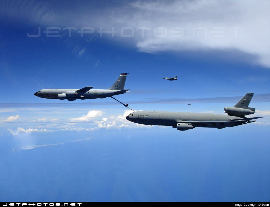 Photo of 86-0036 McDonnell Douglas KC-10A Extender by Sean