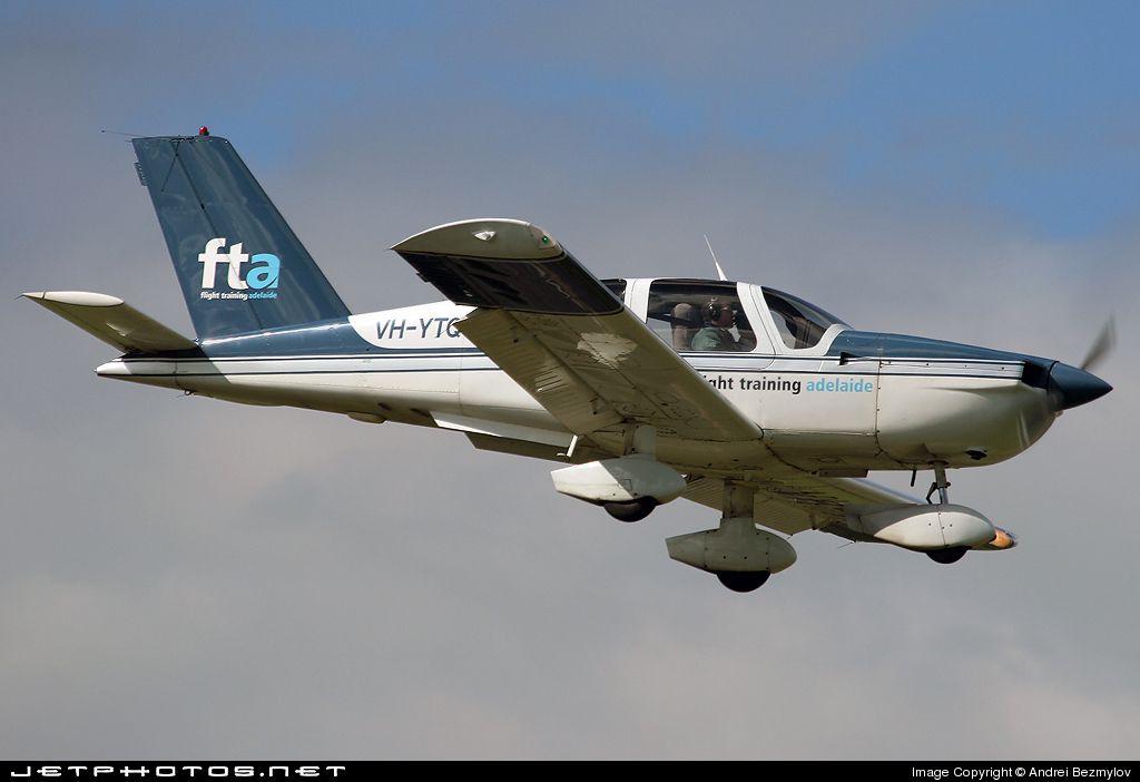Photo of VH-YTQ Socata TB-10 Tobago by Andrei Bezmylov