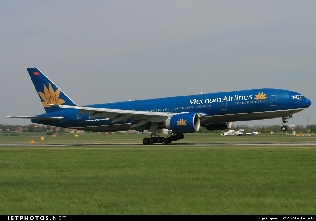 Photo of VN-A147 Boeing 777-2Q8(ER) by AL-Alan Lebeda