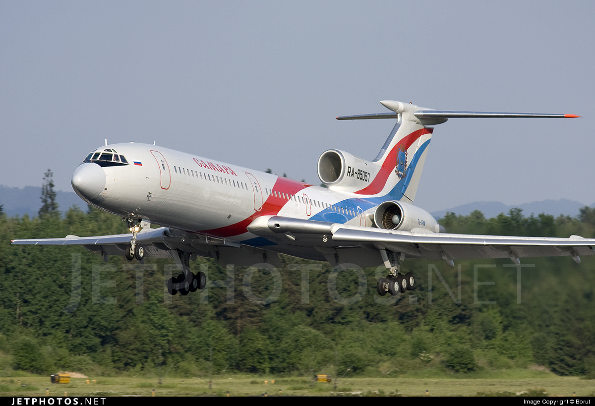 Photo of RA-85057 Tupolev Tu-154M by Borut
