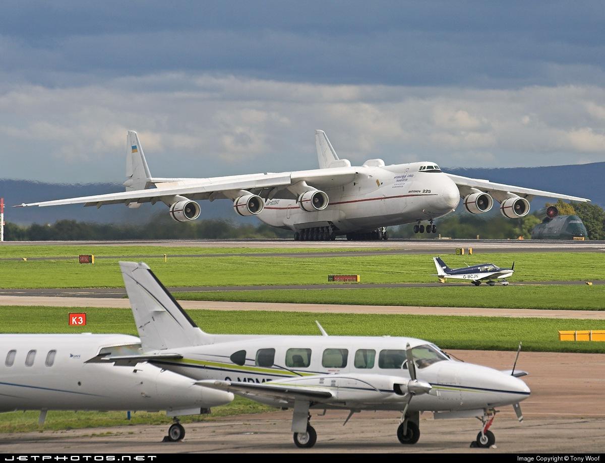 Photo of UR-82060 Antonov An-225 Mriya by Tony Woof