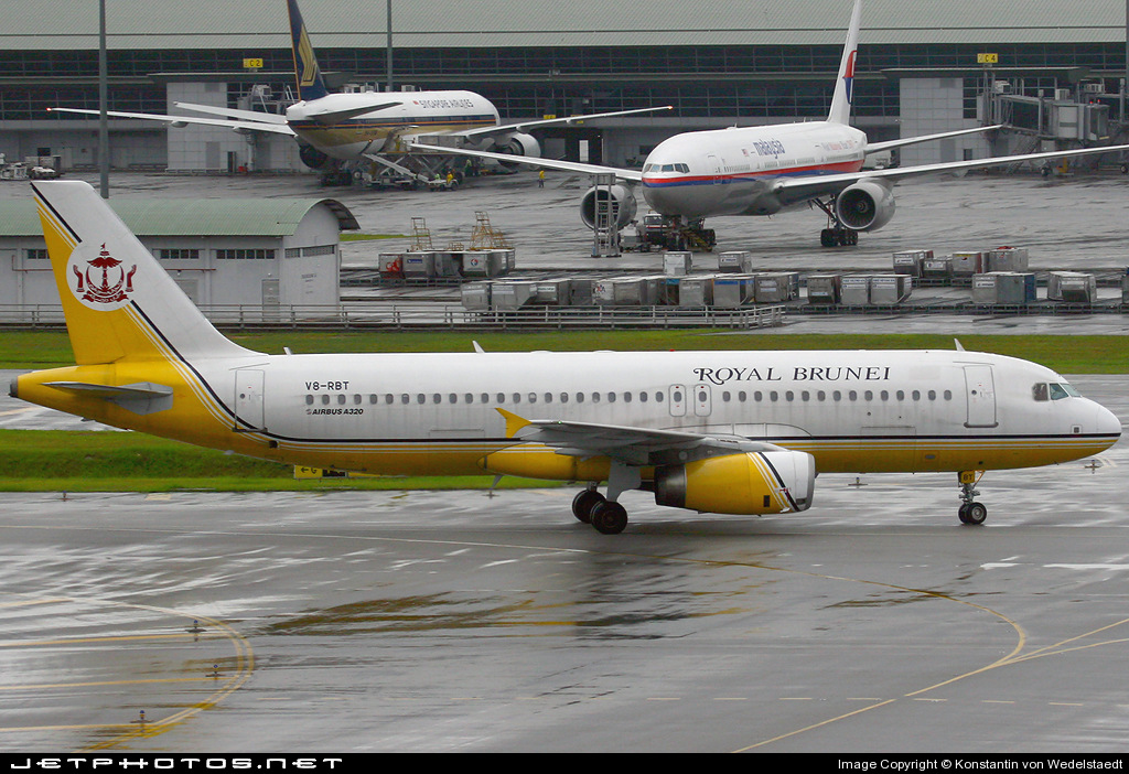 Photo of V8-RBT Airbus A320-232 by Konstantin von Wedelstaedt