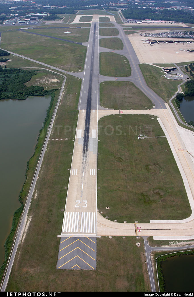 Photo of KORF Airport by Dean Heald