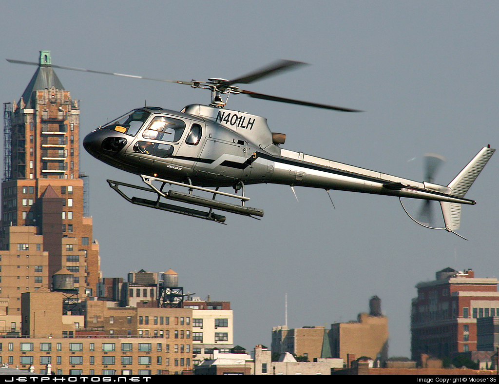 Photo of N401LH Eurocopter AS 350BA Ecureuil by Moose135