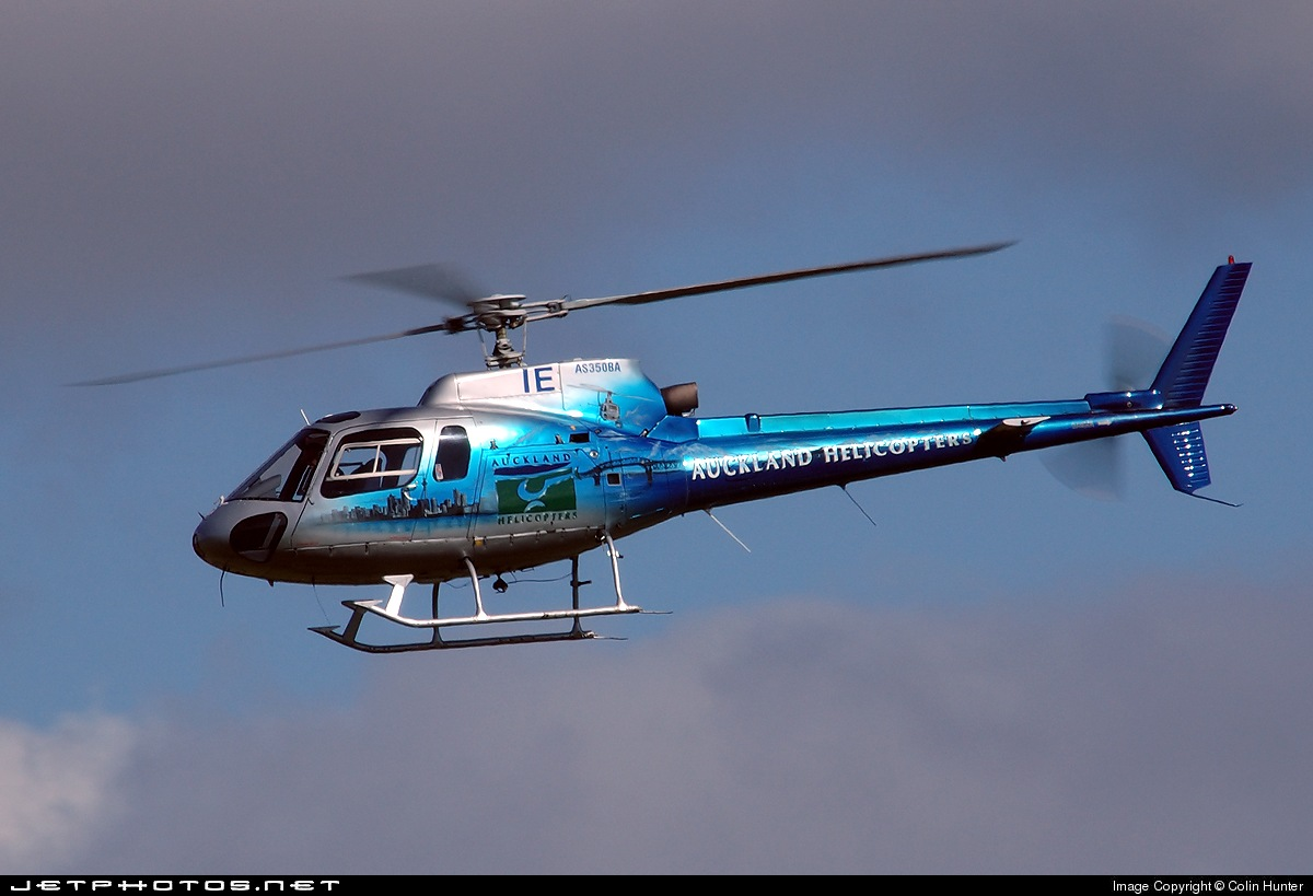 Photo of ZK-HIE Aérospatiale AS 350B Ecureuil by Colin Hunter