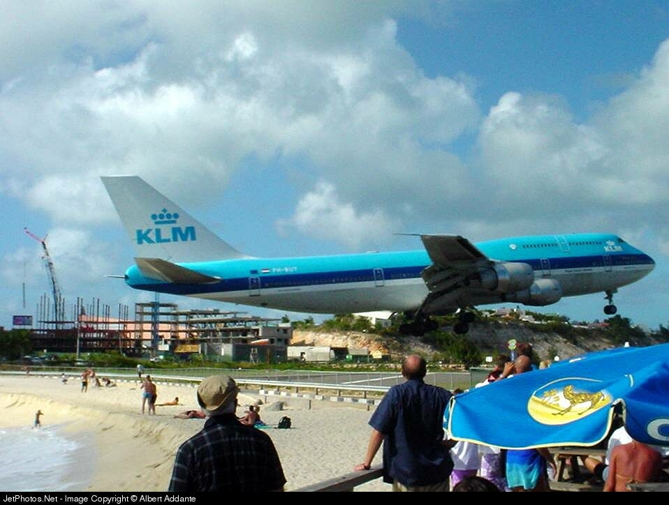 Photo of PH-BUT Boeing 747-206B(M)(SUD) by Albert Addante