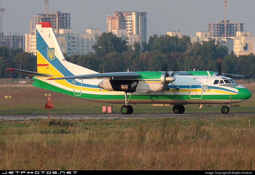 Photo of 12 Antonov An-24 by Wojtek Kmiecik