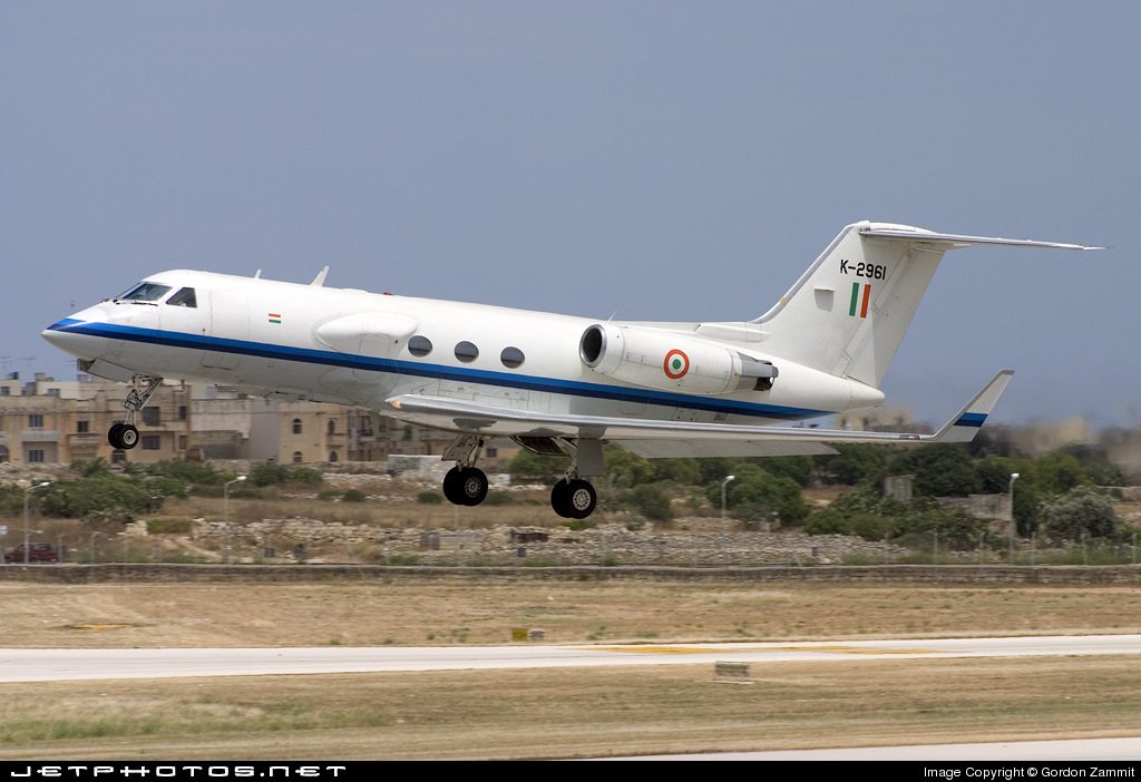 Photo of K2961 Gulfstream SRA-1 by Gordon Zammit