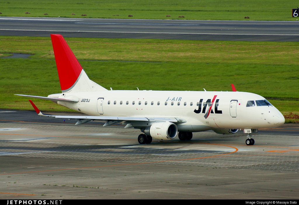 Photo of JA213J Embraer 170-100STD by Masaya Sato