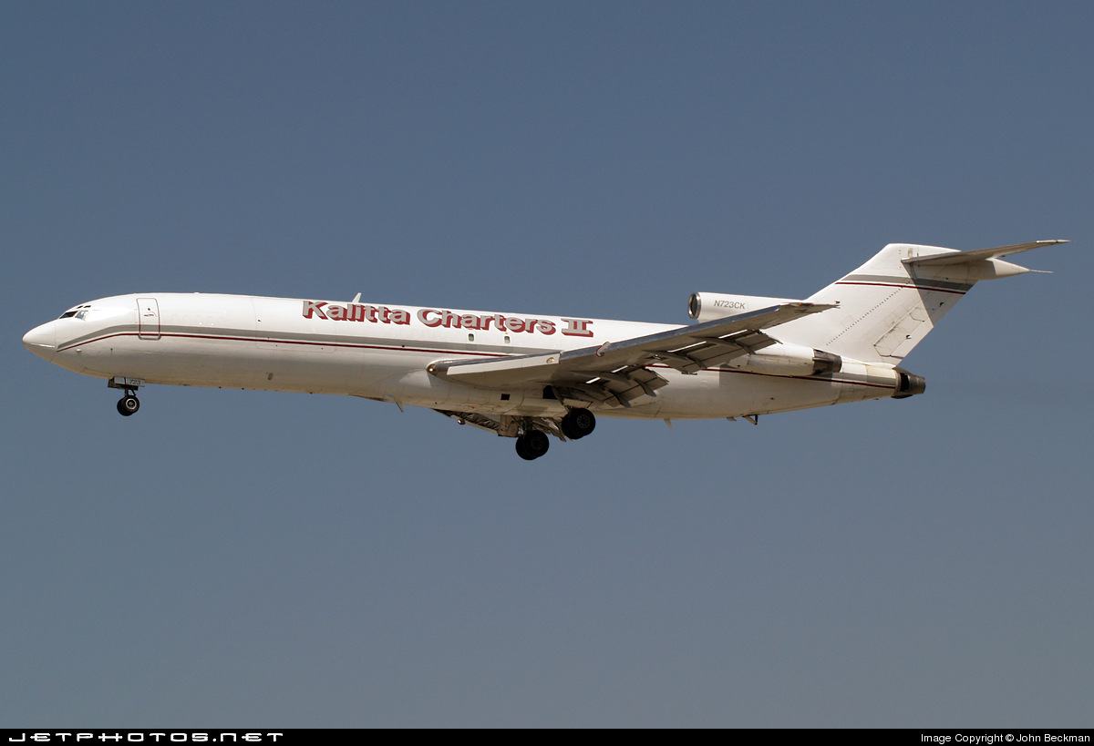 Photo of N723CK Boeing 727-2H3(Adv)(F) by John Beckman