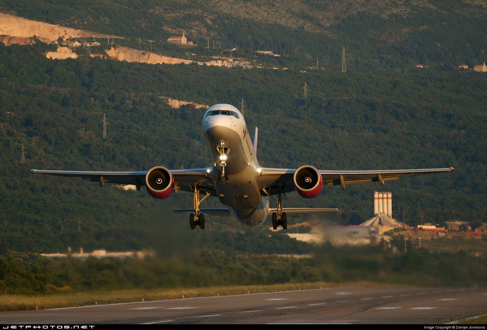 Photo of RA-73017 Boeing 757-230 by Danijel Jovanovic - AirTeamImages