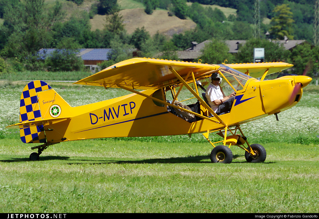 Photo of D-MVIP Zlin Savage 912 by Fabrizio Gandolfo