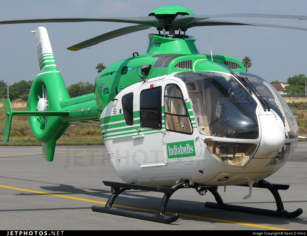 Photo of VT-IBA Eurocopter EC 135P2 by Sean D Silva