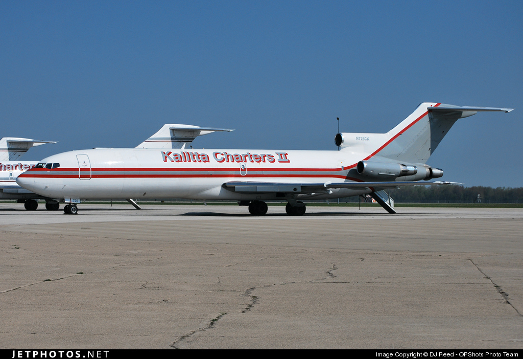 Photo of N726CK Boeing 727-2M7(Adv)(F) by DJ Reed - OPShots Photo Team