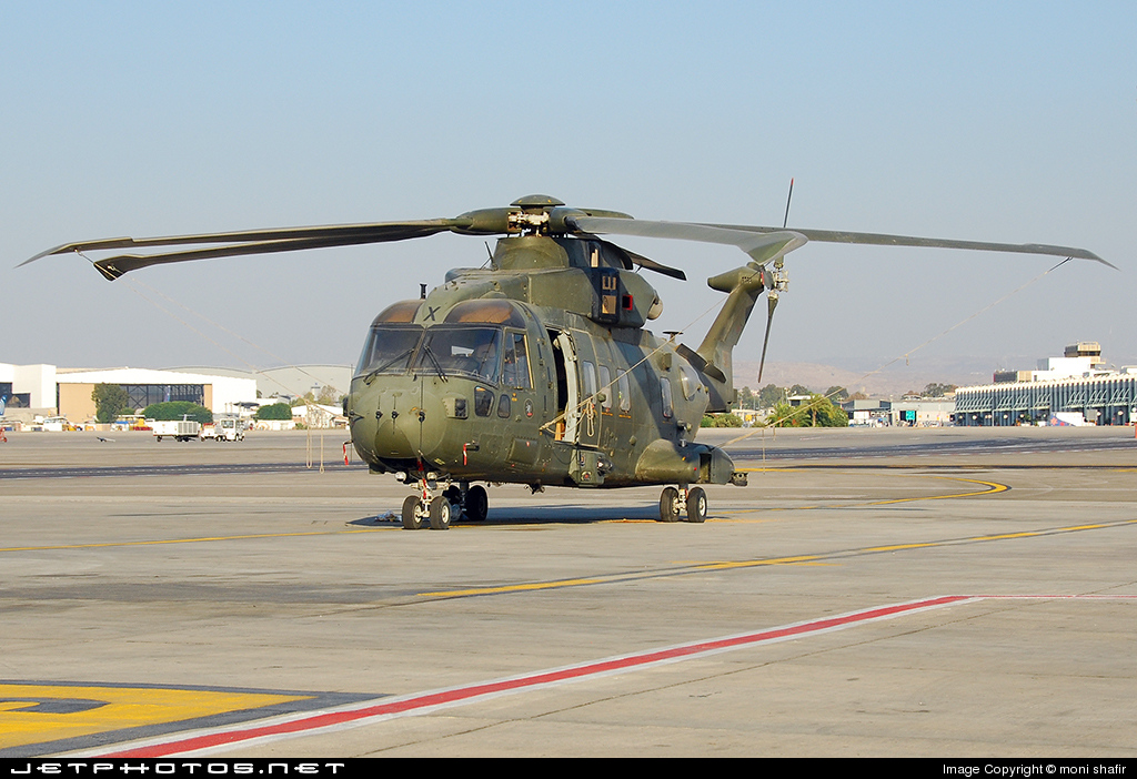 Photo of ZJ138 Agusta-Westland Merlin HC.3 by 4x6zk-AirTeamImages