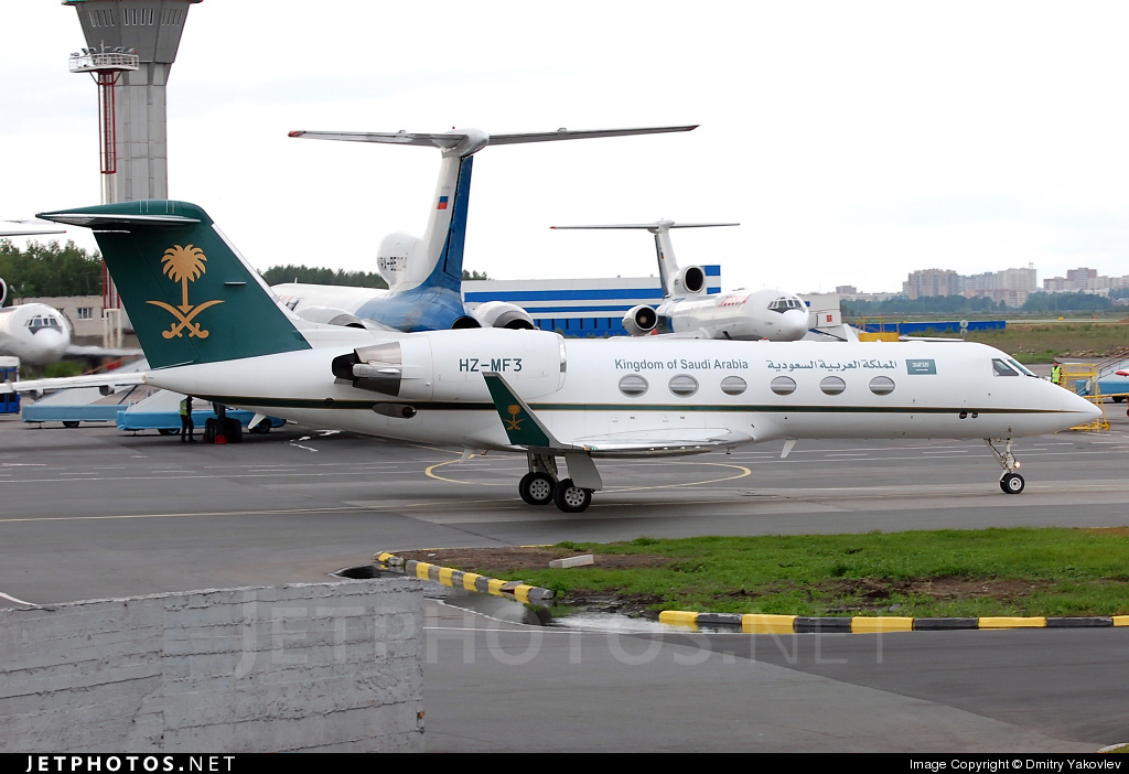 Photo of HZ-MF3 Gulfstream G300 by Dmitry Yakovlev