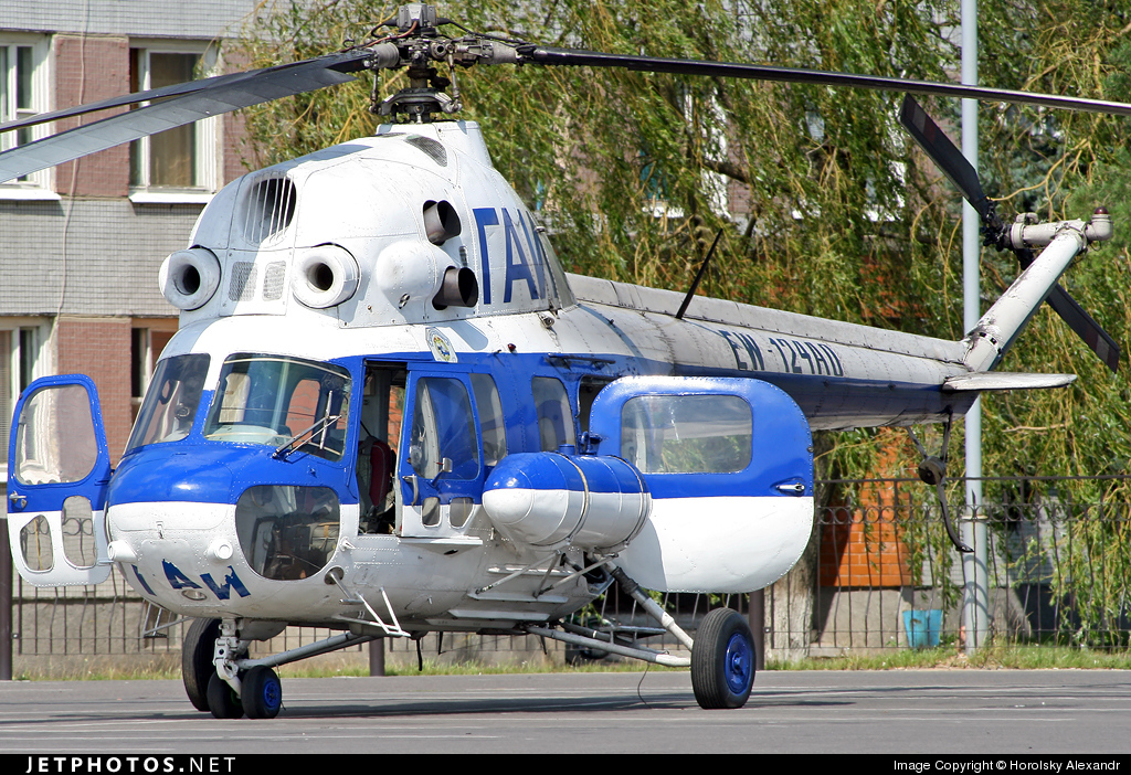 Photo of EW-124AO Mil Mi-2 Hoplite by Horolsky Alexandr