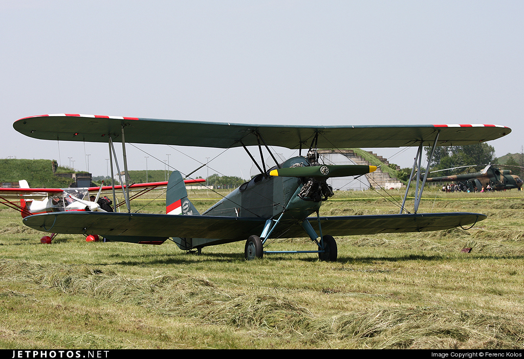 Photo of HA-PAO Polikarpov PO-2 by Ferenc Kolos