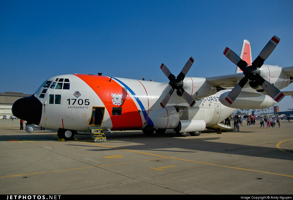 Photo of 1705 Lockheed HC-130H Hercules by Andy Nguyen