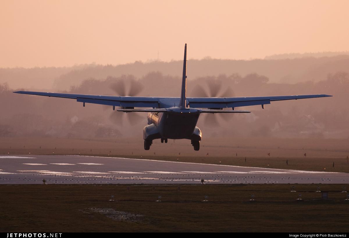 Photo of 015 CASA C-295M by Piotr Baczkowicz