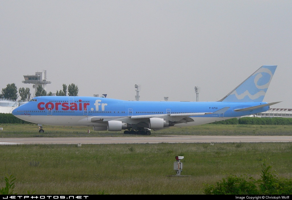 Photo of F-GTUI Boeing 747-422 by Christoph Wolff
